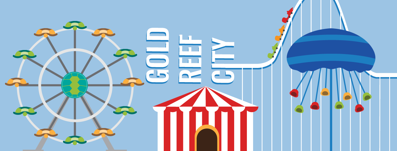 SOLID JHB Goes to Gold Reef City