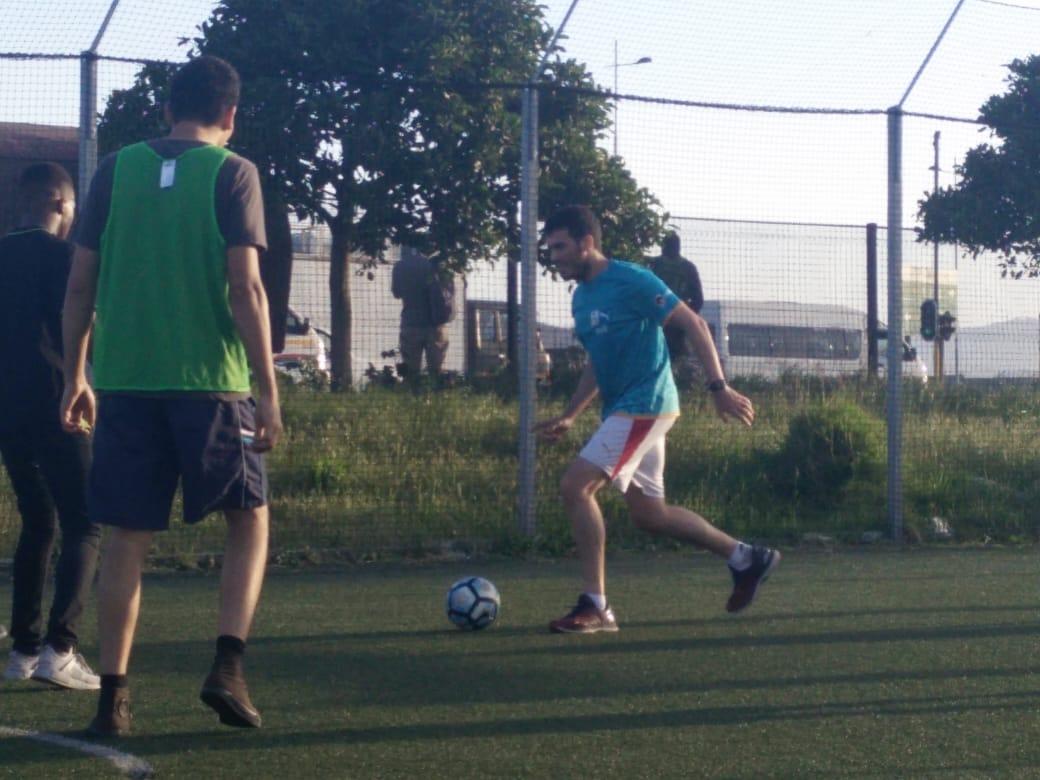 SOLID Fives Futbol