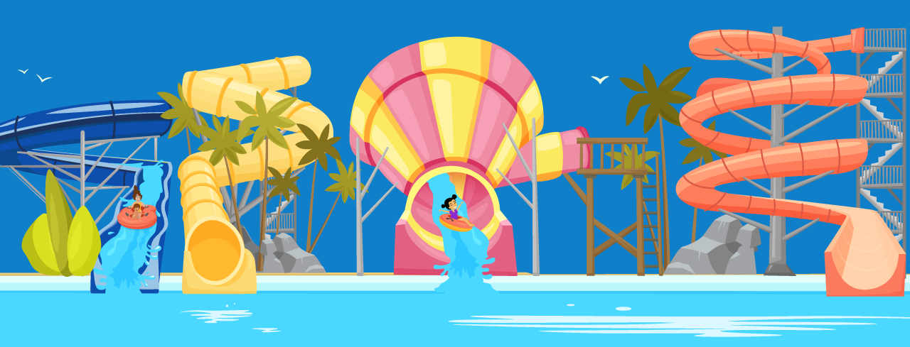 SOLIDitech Q1 JHB Event: Happy Island Waterworld
