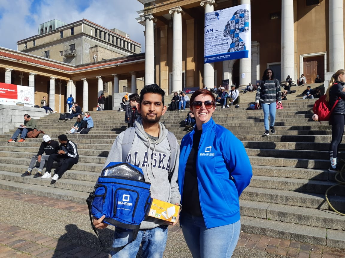 SOLIDitech UCT Prize winner