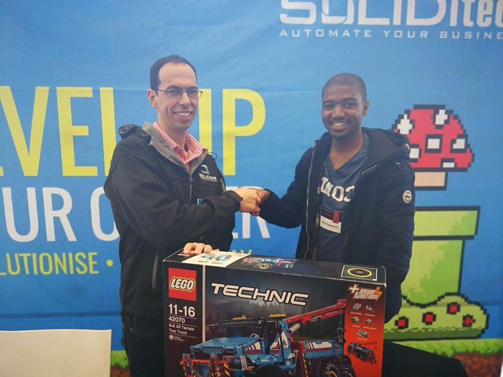 Our #BreakTheRules competition winner
