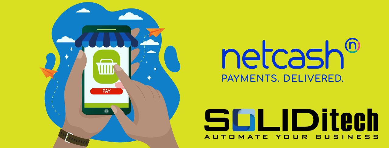 SOLID Integrates Netcash Payment Support